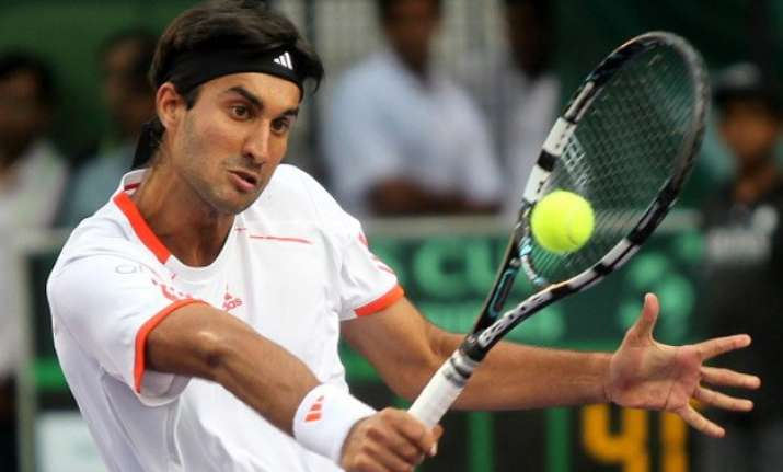 davis cup yuki bhambri brings india back after somdev s
