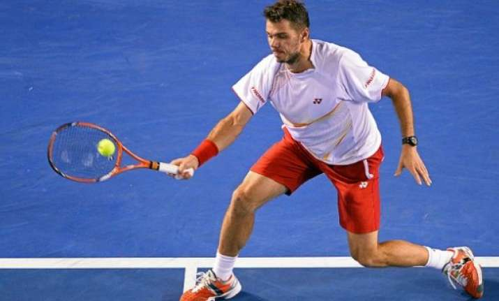 wawrinka keen to do well in chennai before oz open defence