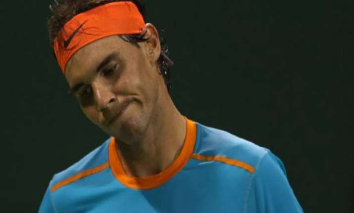 rafael nadal says he s feeling fine despite recent losses
