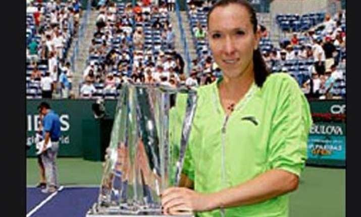 jankovic wins indian wells women s title