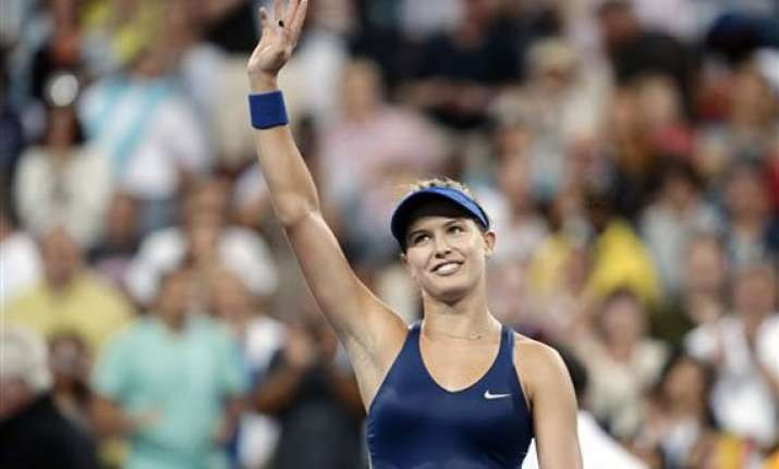 us open eugenie bouchard reaches 4th round for 1st time