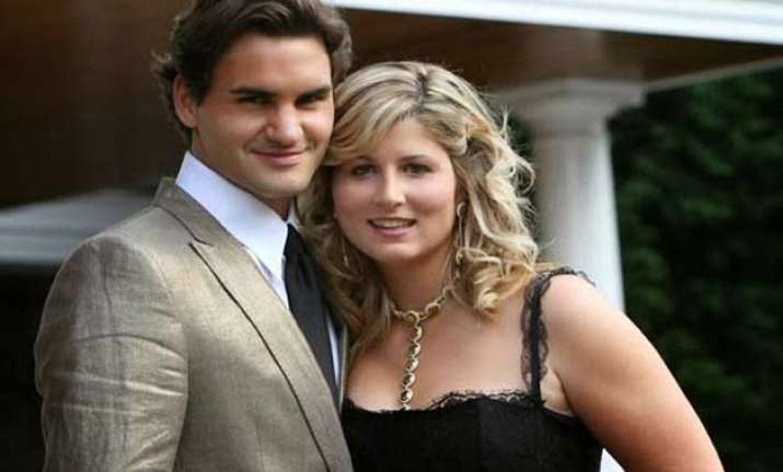 my wife is extremely competitive says federer