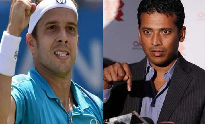 chennai open bhupathi muller chock at finish in pre quarters