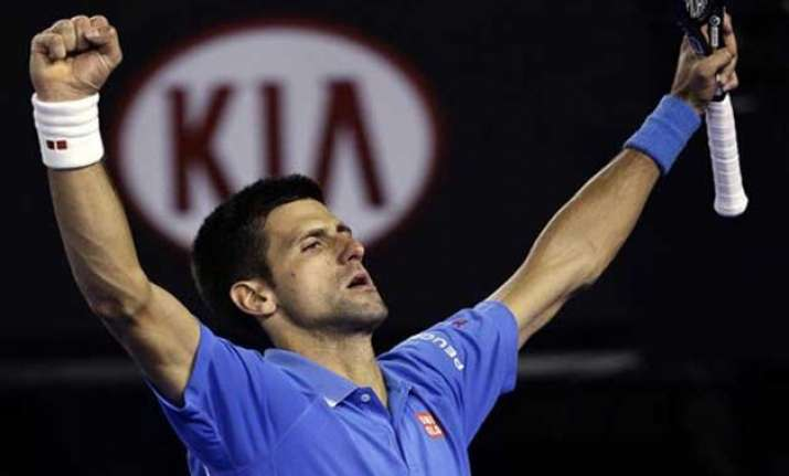 australian open 2015 djokovic beats defending champ