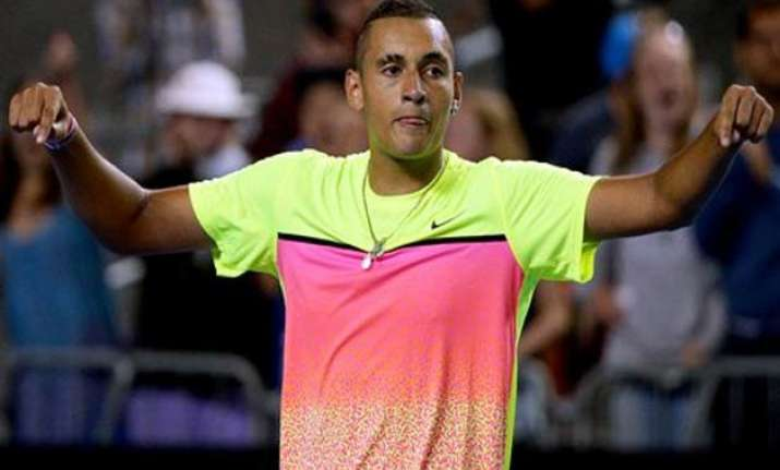 australian open 2015 kyrgios joins nadal in quarterfinals