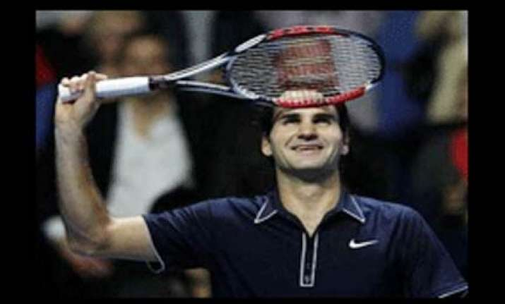 federer beats murrary to seal number one position