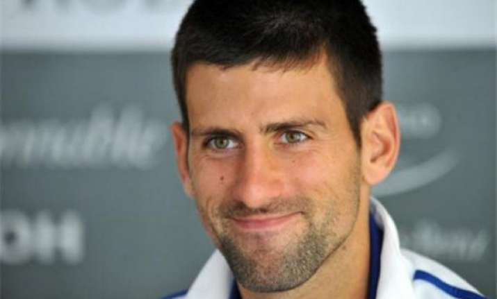 djokovic insists he is close to winning elusive french open