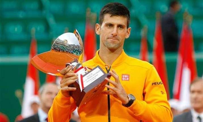 djokovic beats berdych in monte carlo masters final