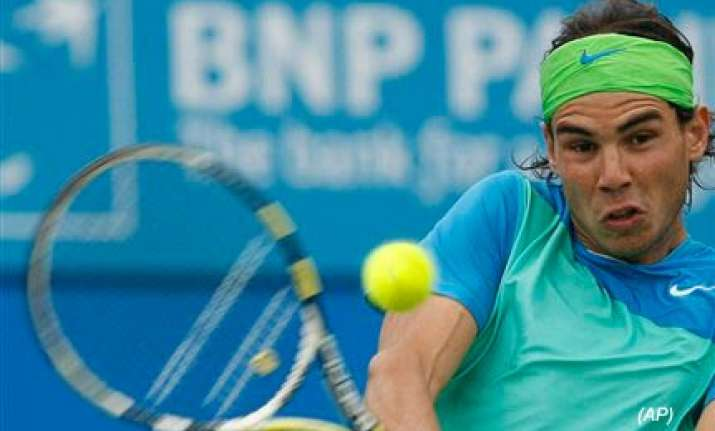 nadal murrary crash out at queens