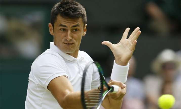 bernard tomic suspended from davis cup for australia over