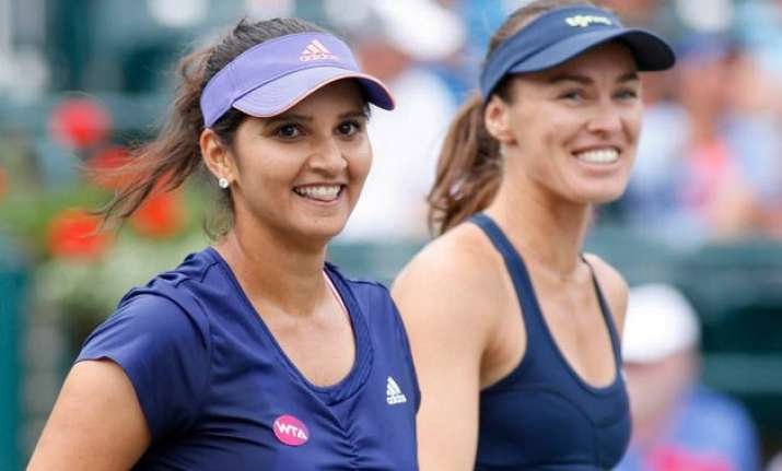 sania mirza martina hingis duo in final of wuhan open