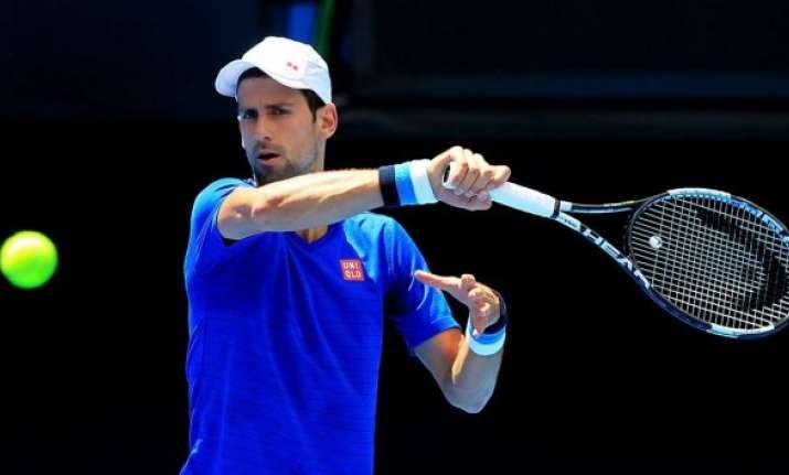 djokovic is favourite to win australian open henman