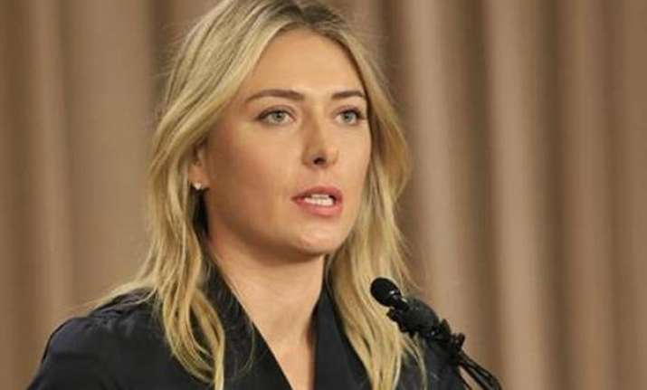 maria sharapova admits to failing drug test at australian