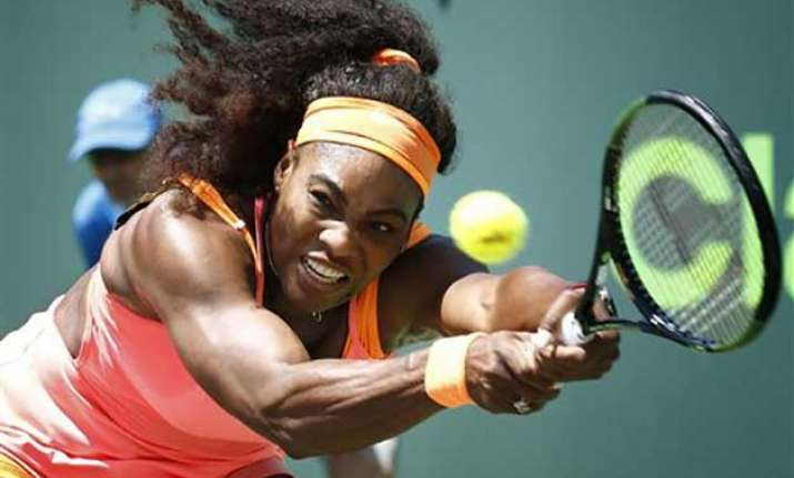 serena williams could be asked to play 3 matches in 2 days