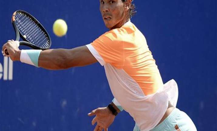nadal beats almagro cilic loses in barcelona open 2nd round