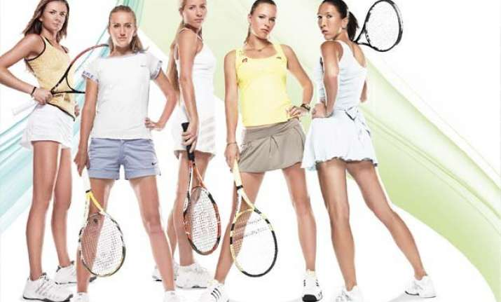 women tennis players as consistent as men