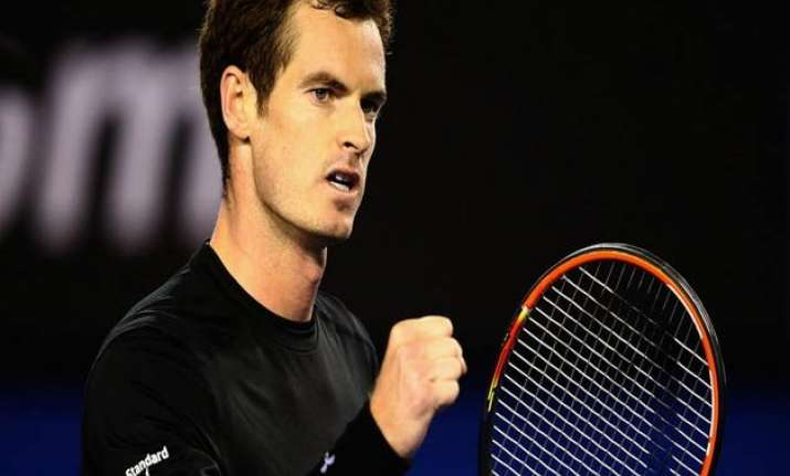 australian open 2015 murray beats local hope kyrgios in 3