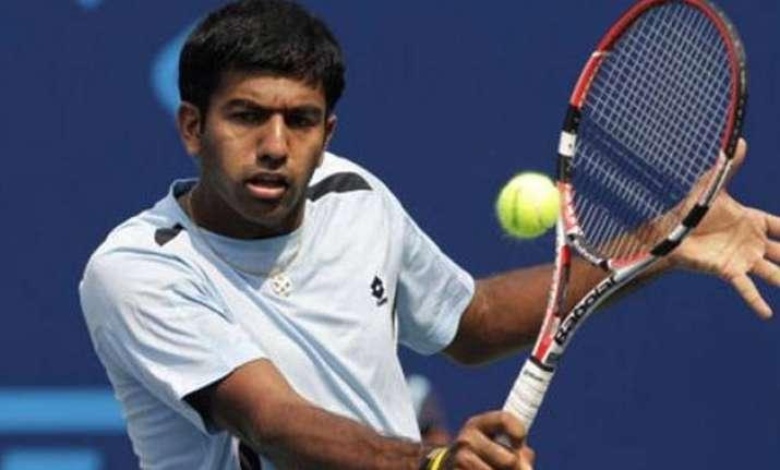 indian romanian pair bopanna mergea enters madrid open final