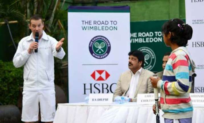 road to wimbledon to continue in india