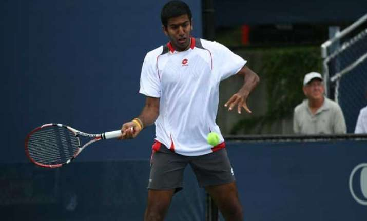 rohan bopanna is now india s number one doubles player
