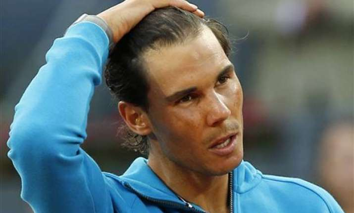 rafael nadal could face djokovic in french open