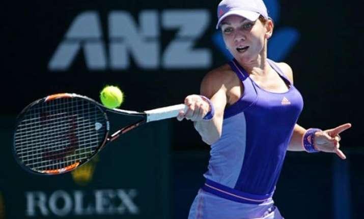 australian open 2015 simona halep advances to 4th round