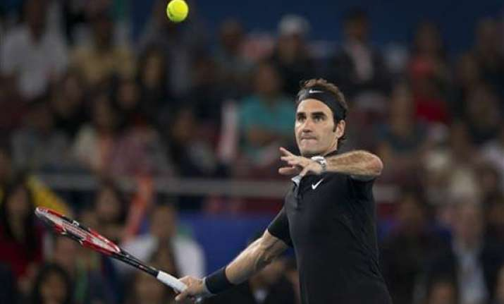 happy that iptl is competitive federer