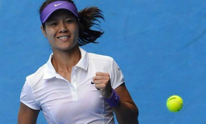 pregnant retired tennis star li na excited to be housewife