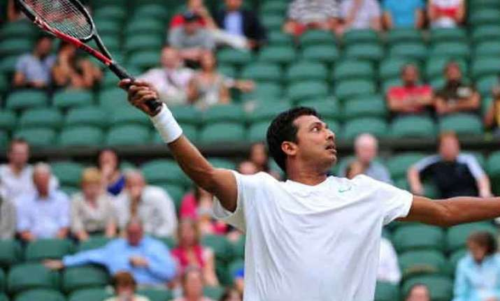bhupathi tipsarevic knocked out at wimbledon