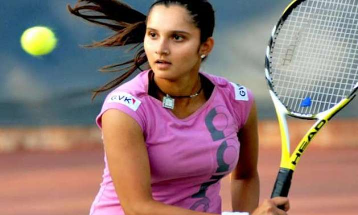sania to lead indian challenge in fed cup