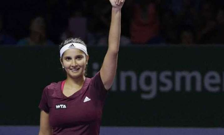 sania leads india to fed cup asia/oceania group triumph