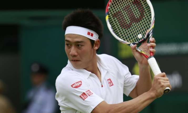nishikori opens with a straight sets win at brisbane
