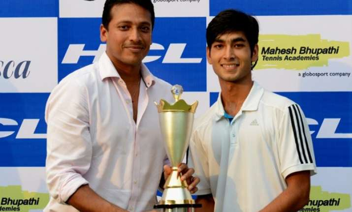 hcl inter school tennis challenge ends on a high note