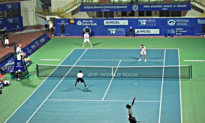 doubles field looks stronger than singles in chennai open