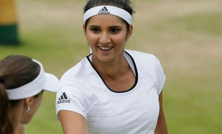 sania mirza recommended for khel ratna