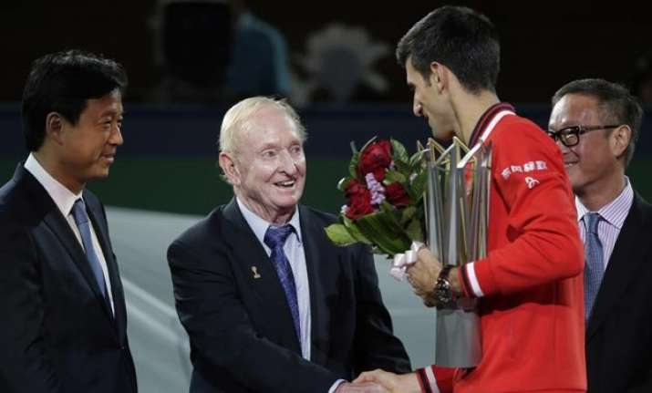 novak djokovic wins 9th title of year at shanghai masters