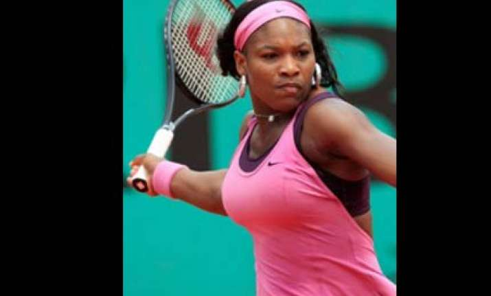 serena williams named wta best player for 2009