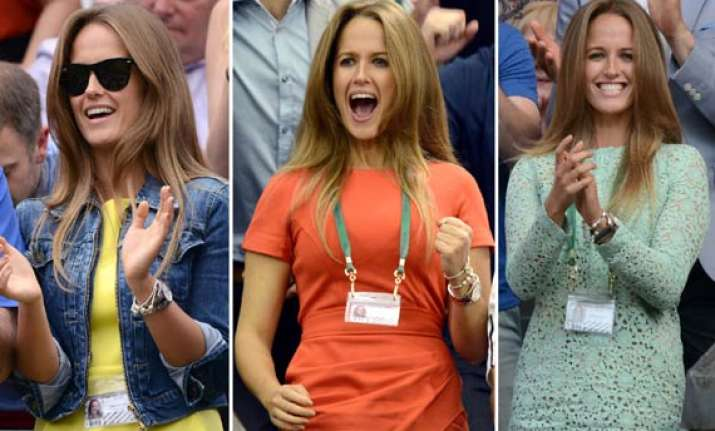 know kim sears the lady love of birthday boy andy murray