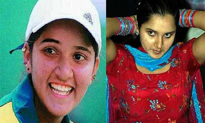 know the success story of sania mirza who is again in news