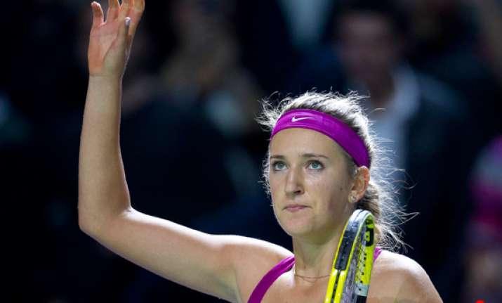 kvitova azarenka meet in wta championships final