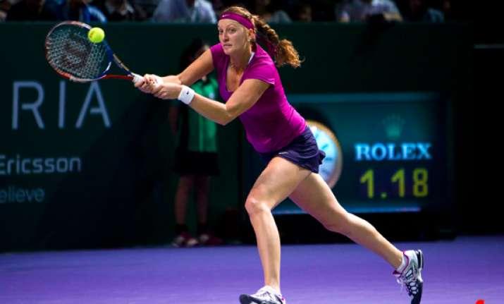 kvitova beats azarenka in wta championships final