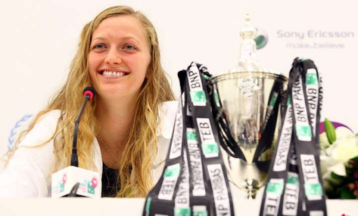 kvitova voted czech athlete of the year award