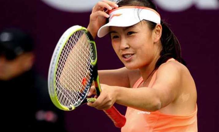 li na moves to no. 2 peng tops doubles rankings