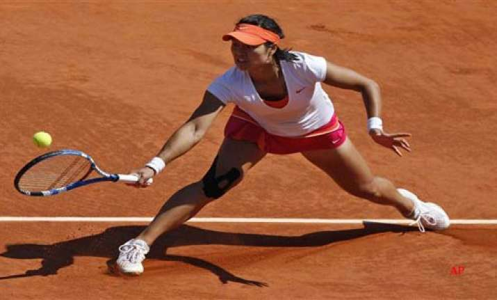 li na first chinese to reach french open semifinals