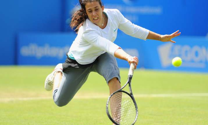 marion bartoli reaches semifinals at eastbourne