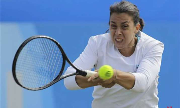 marion bartoli wins aegon title at eastbourne