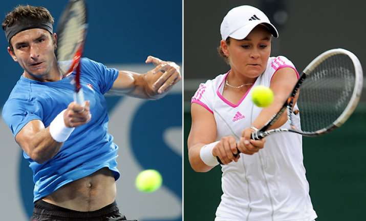 matosevic barty earn australian open spots