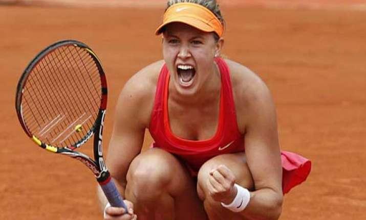 meet eugenie bouchard the latest tennis sensation