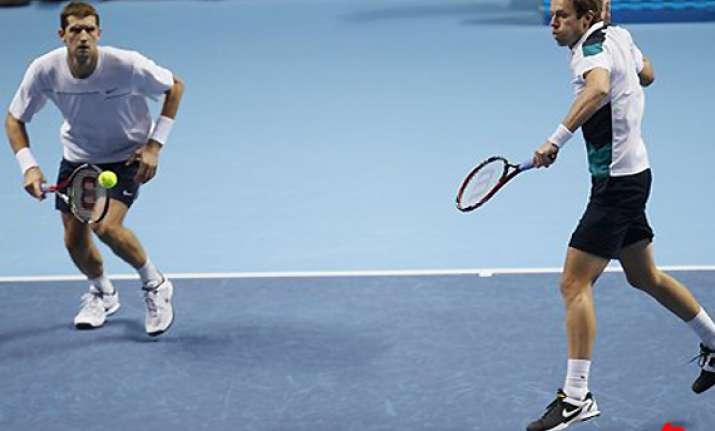 mirnyi nestor win doubles title at atp finals