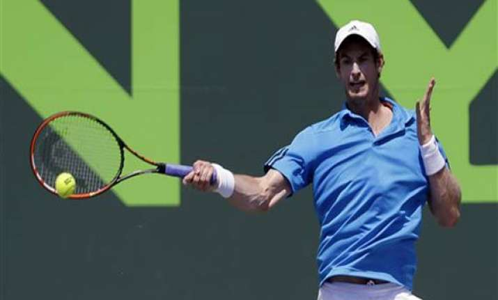 murray leads british team for davis cup vs. italy